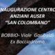 """Inaugurazione circolo Auser """"San Colombano"""""""