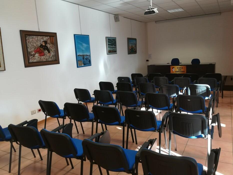 Casa delle Associazioni Sala Riunioni in via Musso n. 5 a Piacenza